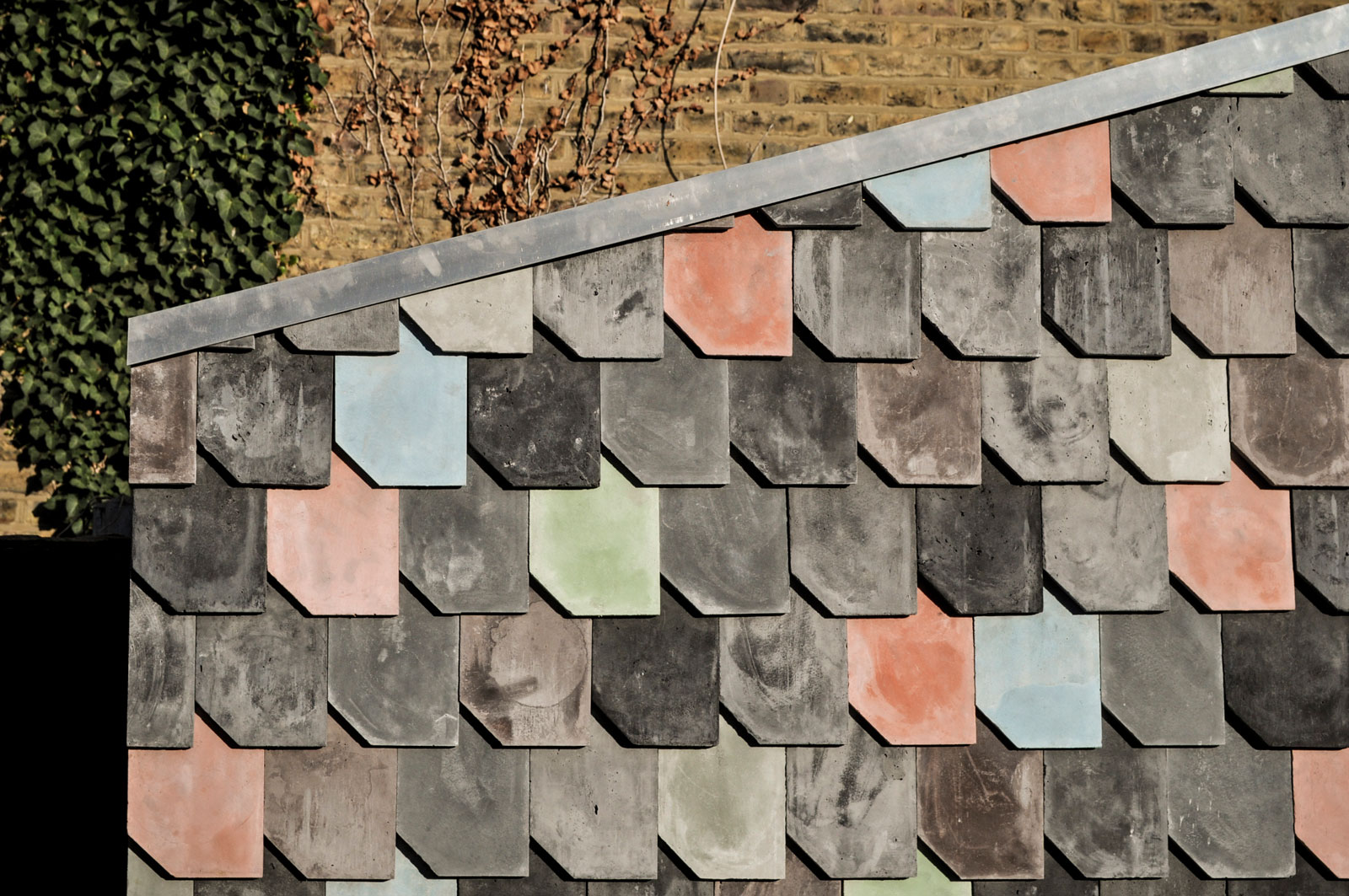 Tiles of the Holloway Lightbox project by Studio Bark