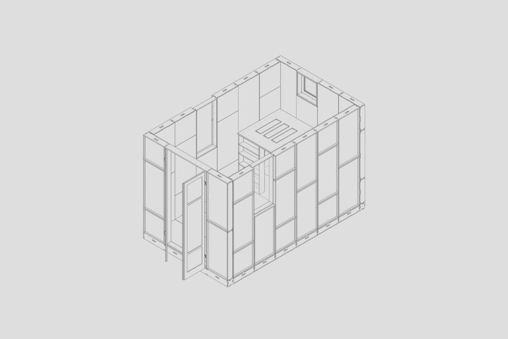 Studio_Bark_The_Shed_Project_Isonometric
